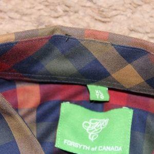 Forsyth of Canada Shirts - Forsyth of Canada Long Sleeve Shirt